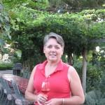Kathleen at Kelley Young Winery